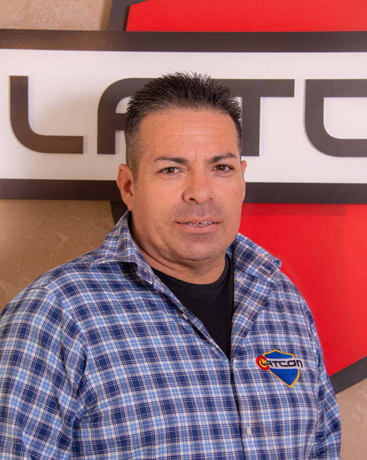 Cody Garcia - Latcon Corp Project Manager